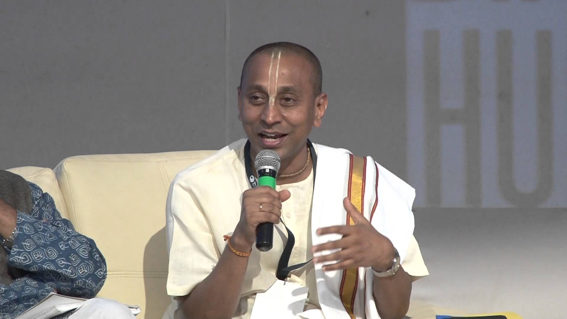 An Interview with Sriman Chanchalapathi Dasa