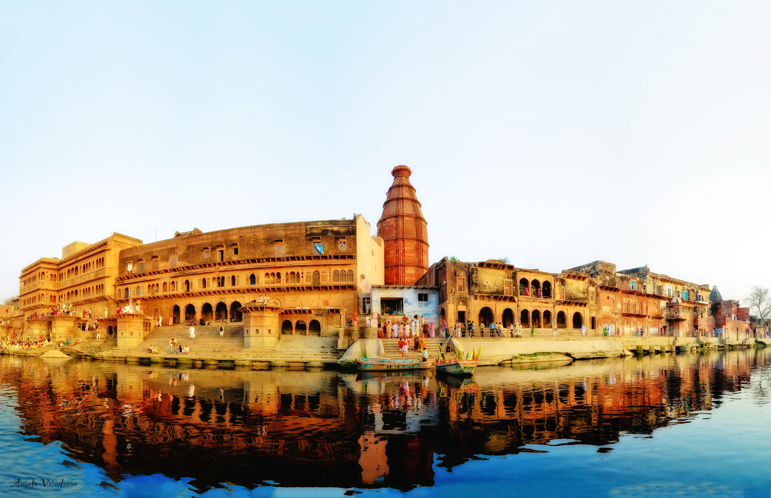 History and Significance of Mathura and Vrindavan