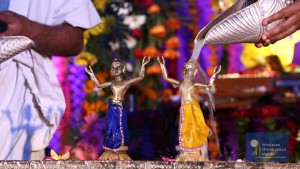 """Bhisma"", ""Krishna"" and ""Draupadi"" lend support for Chandrodaya Mandir"