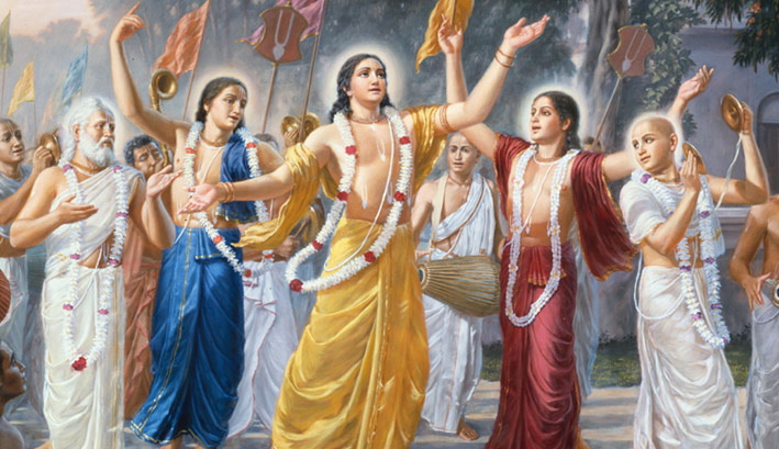 Lord Chaitanya: Giver Of The Ultimate Benediction
