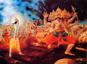 Ramanavami: Expression of a Divine Hope-Ram-ravana