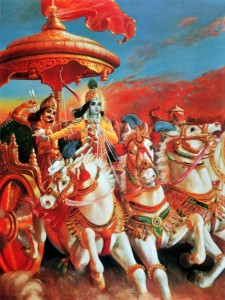 Is The Gita a Book of Violence ?-GitaChariot