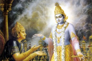 Is The Gita a Book of Violence ?-Krishna Advices Arjuna