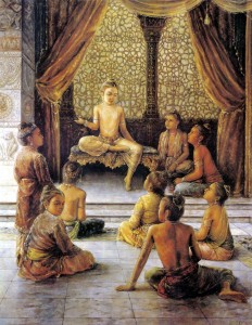 Teachings of Prahlada Maharaja-prahlada-instructs-his-classmates-on-the-science-of-bhakti-yoga
