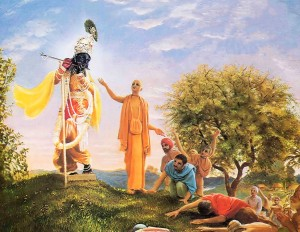 Is The Gita a Book of Violence ?-Back to Godhead