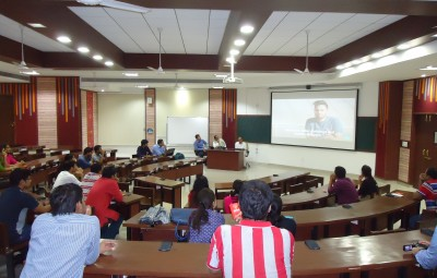 Jijnasa Inaugural Session at IIM Indore