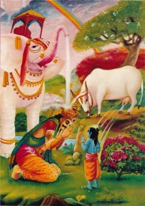 Govardhana Lila: An Instruction