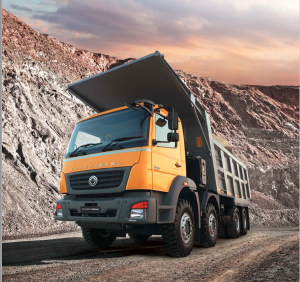 Tipper Trucks from haratBenz