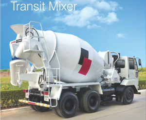 Transit Mixer from KYB Concat