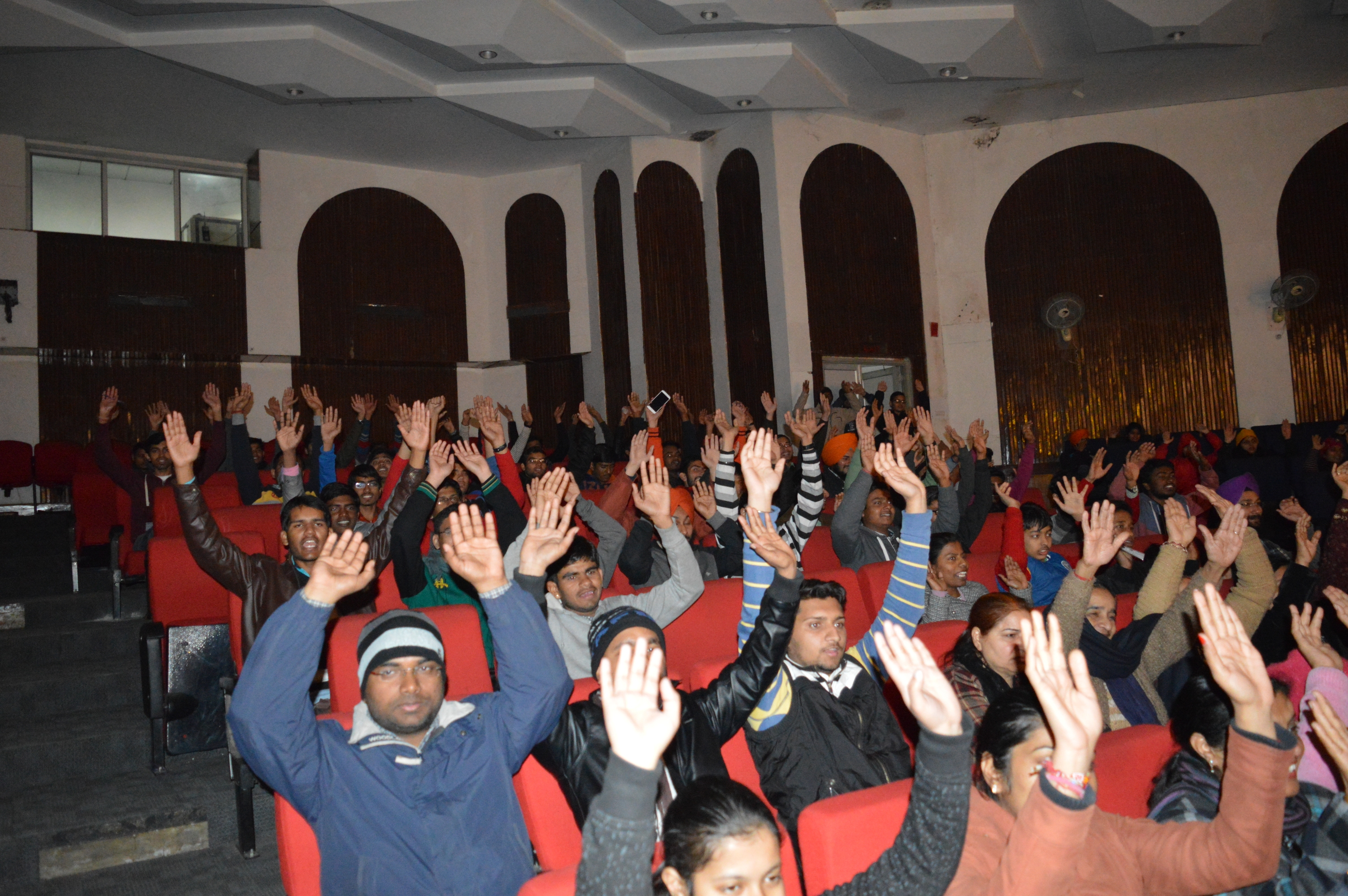 Jijnasa Sessions at NIT Jalandhar