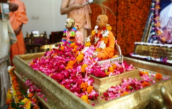 Srila Prabhupada Disappearance Day 2017