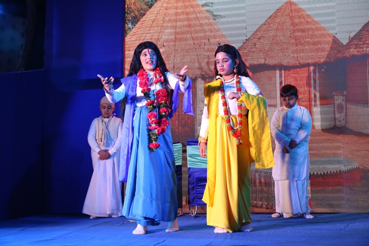 Sri Nityananda Trayodashi celebrations at Delhi