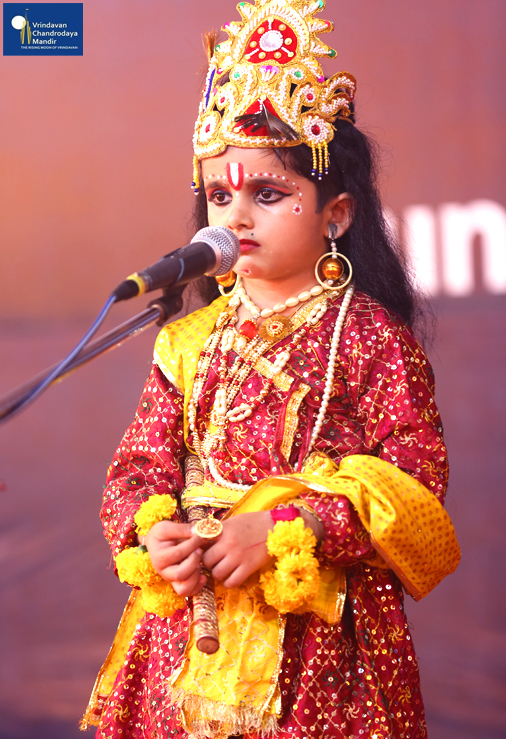 13.Participant of Pauranik Costume Event