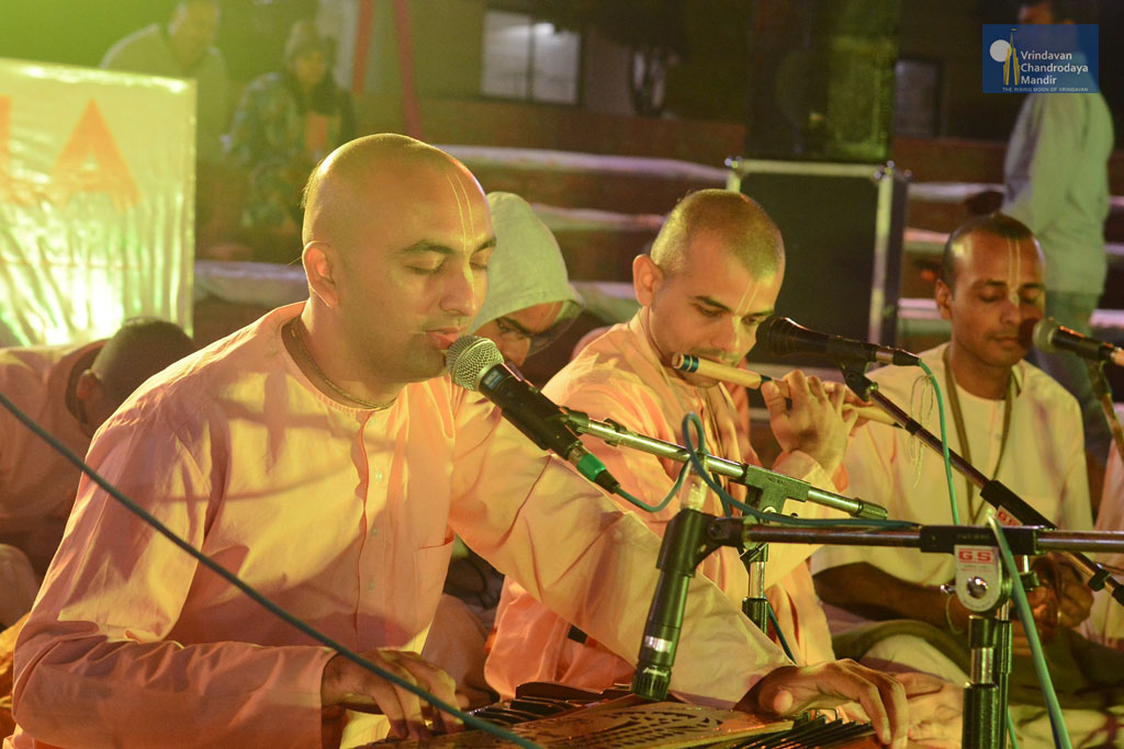 Sankirtan at Kirtan Mela